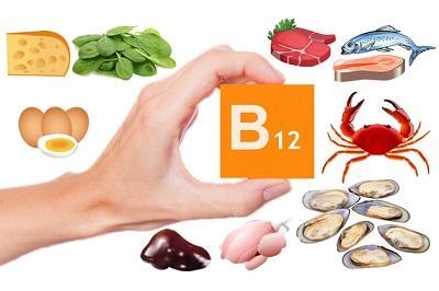 Alimentos ricos en vitamina b12 la vitamina del crecimiento - Alimentos vitaminas b ...