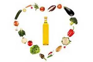 Dieta mediterranea - Alimentos saludables para el corazon ...